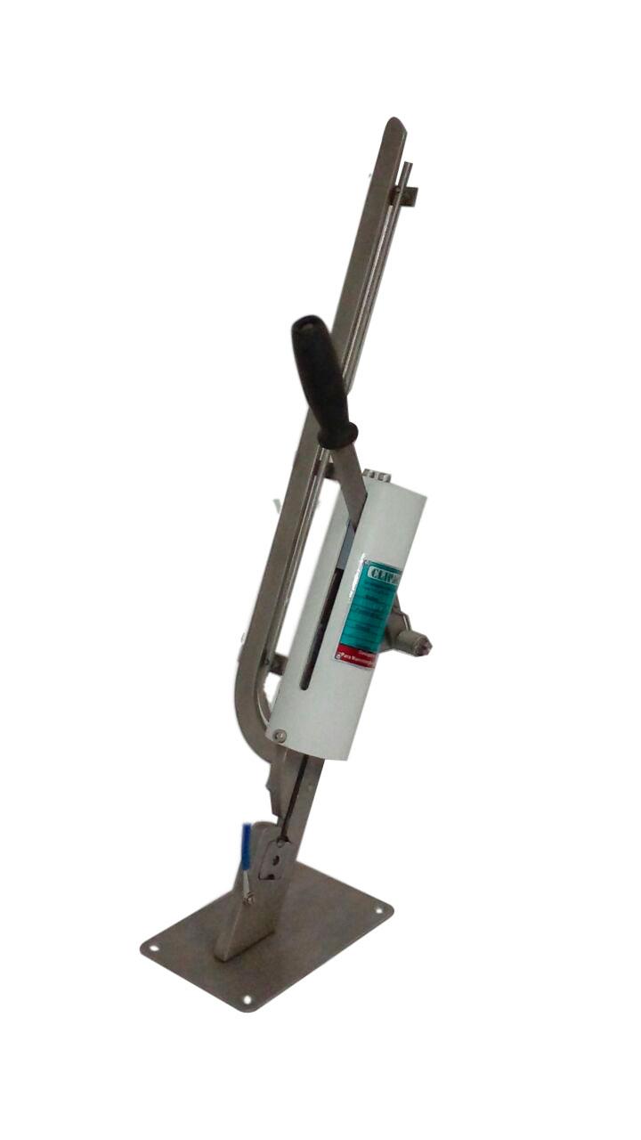 Grampeador manual para embutidos